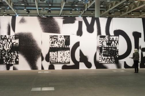 Adam Pendleton Gallery - Pedro Cera