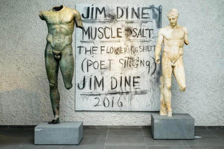 Parcours - Richard Grey Gallery - Jim Dine