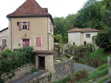 France - Lot Valley - Saint-Cirq Lapopie - Photo: Senem Peace