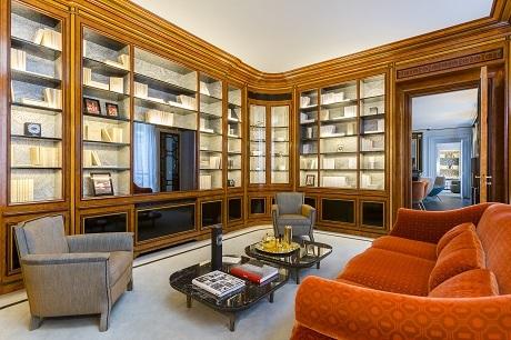 54 Rue Bonaparte-Bibliotheque-7