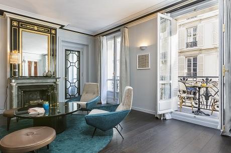54 Rue Bonaparte-Salon-32